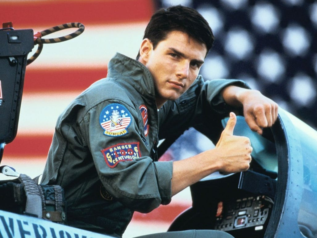 "Tom Cruise anuncia que se pospone ""Top Gun Maverick"""