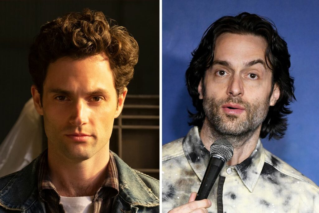 "Penn Badgley, protagonista de ""You"", habló de las acusaciones de agresión sexual contra Chris D'Elia"