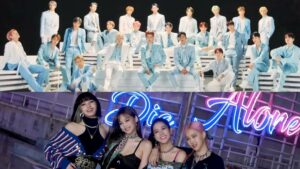 BLACKPINK y NCT entran al Top 10 de Billboard 200