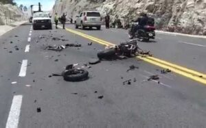 Tras accidente fallece Exdelegado de Bienestar