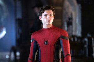 Tom Holland confirma que el rodaje de Spiderman 3 ha comenzado