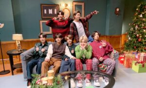 "BTS deslumbra con ""Life Goes On"" en The Late Late Show con James Corden"