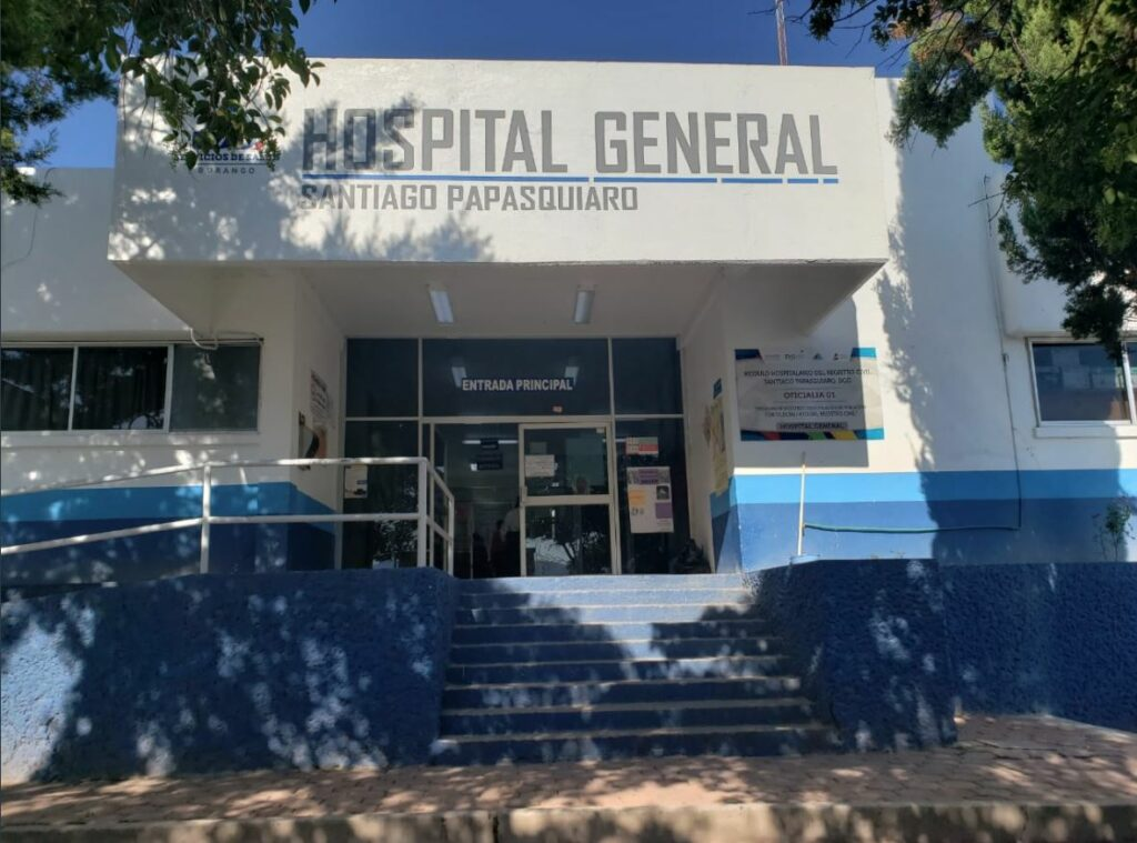 A pesar de algunas complicaciones, Hospital General sigue laborando