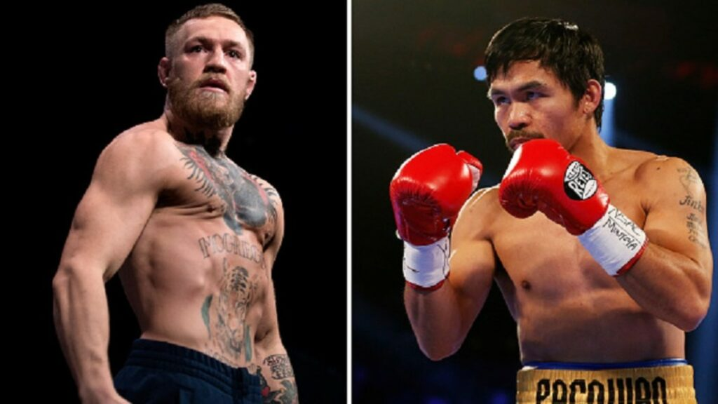 McGregor vs Pacquiao no está descartado