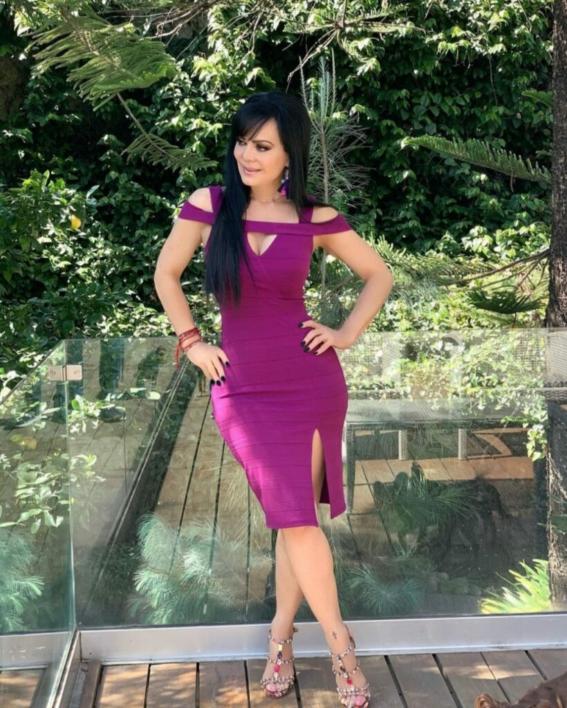 Impactante foto de Maribel Guardia a sus 19 años