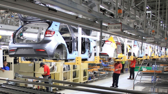 Planta Kia Motors en paro, por escasez de gas natural
