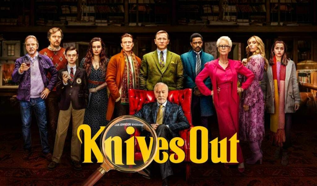 "Netflix compra las secuelas de ""Knives Out"""