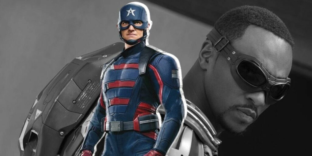 "Nuevo póster del nuevo ""Capitán América"" en ""The Falcon and the Winter Soldier"""