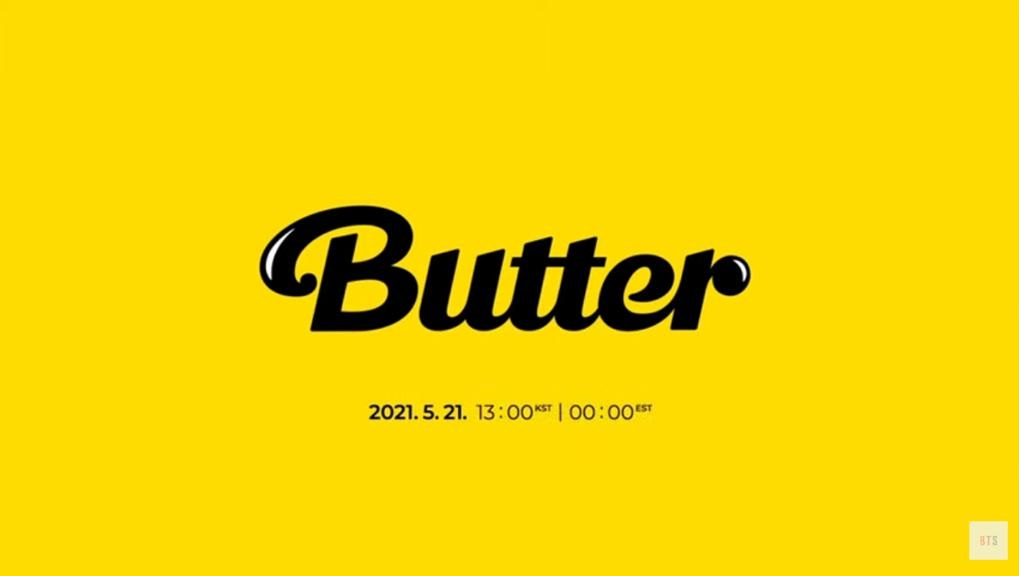 "BTS anuncia ""Butter"", su nuevo single en live animado"