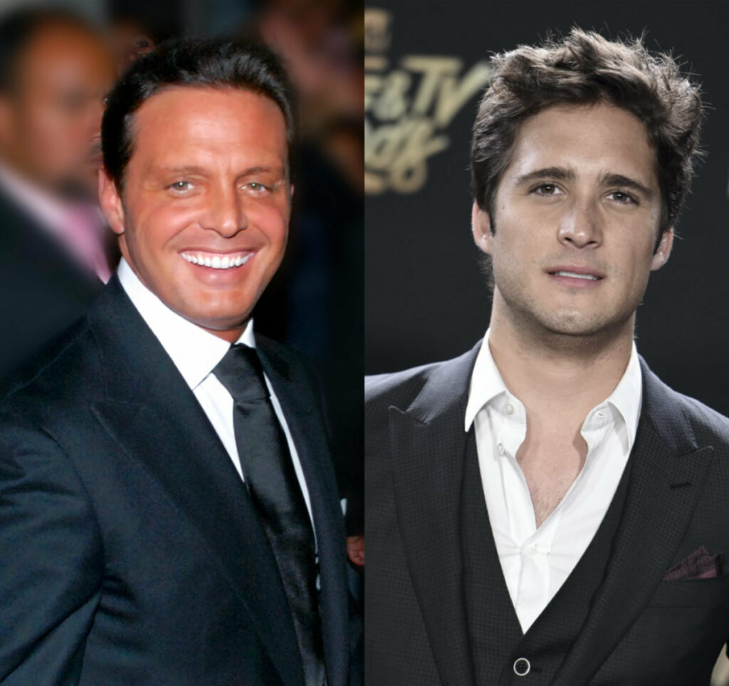 VIDEO: ¡Así es como transforman a Diego Boneta en Luis Miguel!