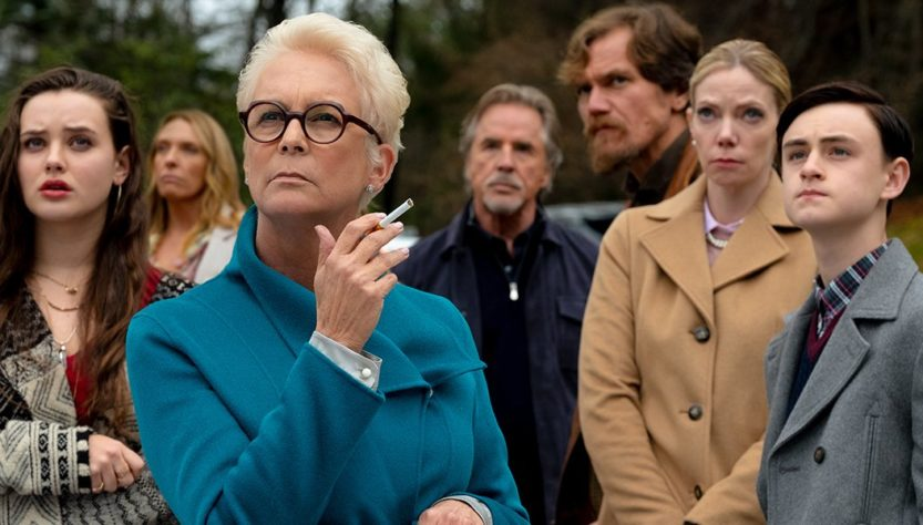 "Jamie Lee Curtis revela que ""su familia"" no regresará a ""Knives Out 2"""