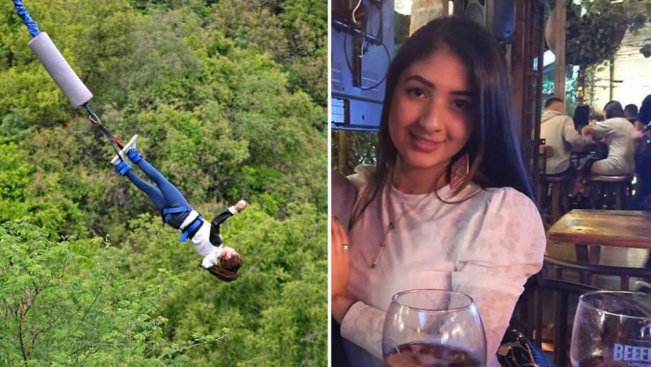 """Joven muere mientras practicaba """"bungee jumping"""""""